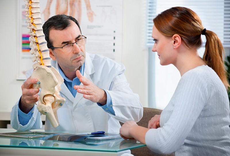 Люмбалгия поясничного отдела позвоночника: лечение, симптомы, что ...