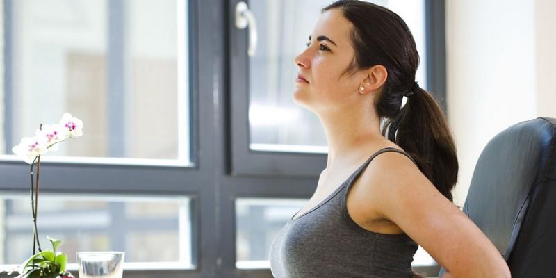 Болит спина и как ее лечить в домашних условиях 381