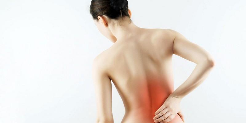 Тупая боль в спине выше поясницы