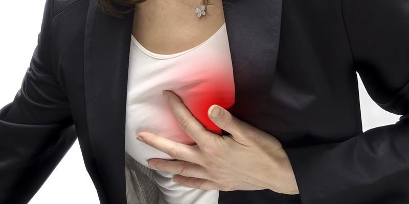 Болит грудная клетка посередине и спина