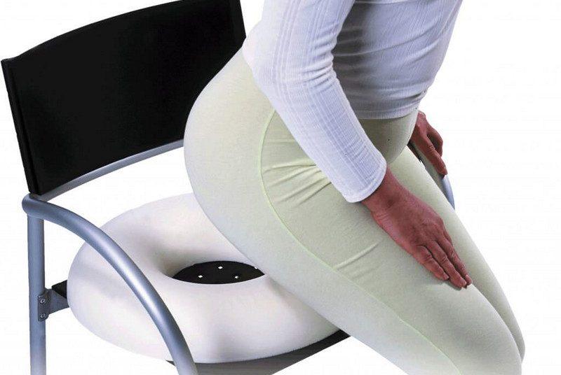 Боль в копчике при сидении и вставании