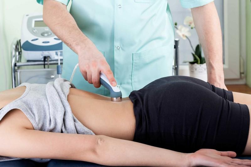 физиотерапия от боли в в спине