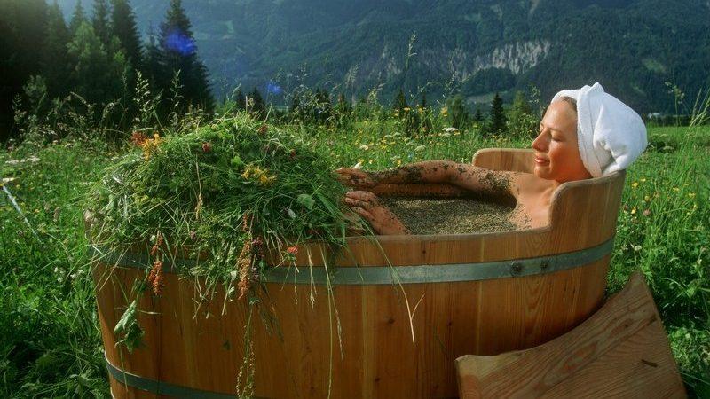лечебные ванны при остеохондрозе