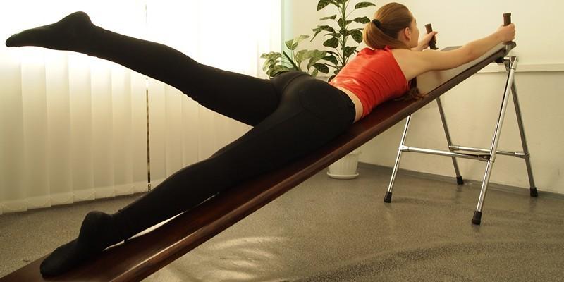 Лечение спины и позвоночника в домашних условиях