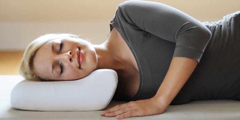 Ортопедические подушки бывают нетолько для шеи иголовы