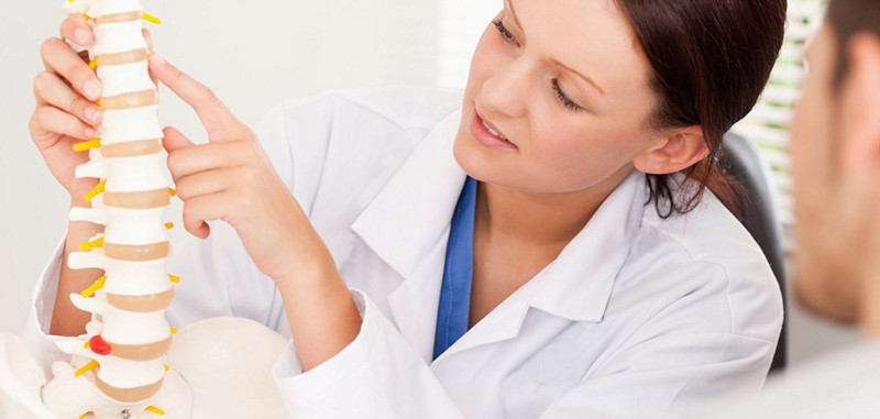 Симптомы артрита шейного отдела позвоночника
