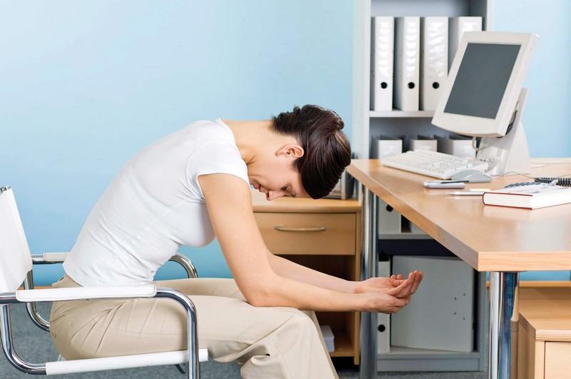 Боль при сидении