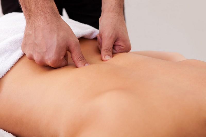 массаж при дорсопатии поясничного отдела