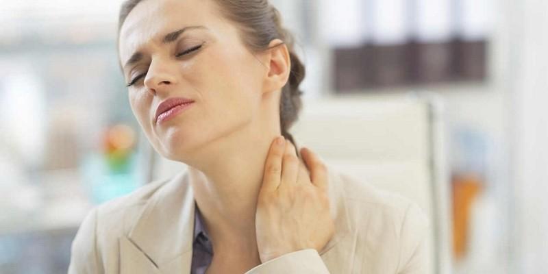 Обострение шейного остеохондроза симптомы