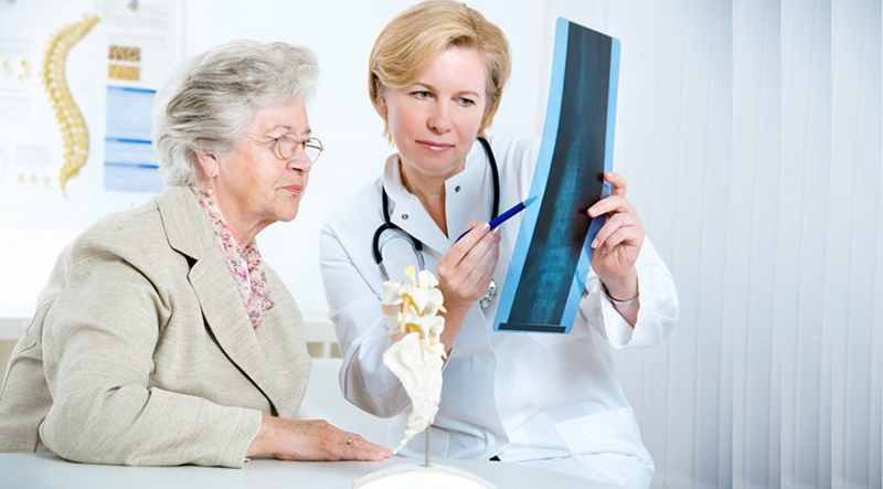 Диагностирование остеопороза