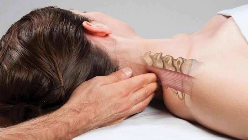 Лечение шейного остеохондроза в спб