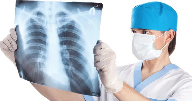рентген дает общую картину о состоянии позвоночника