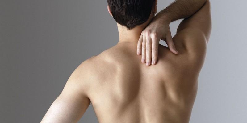 Жжение в верхней части спины причины