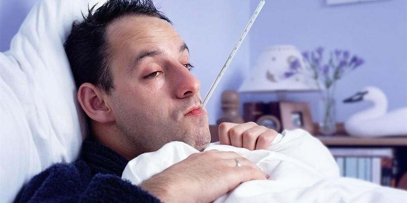 Боль в спине при простуде