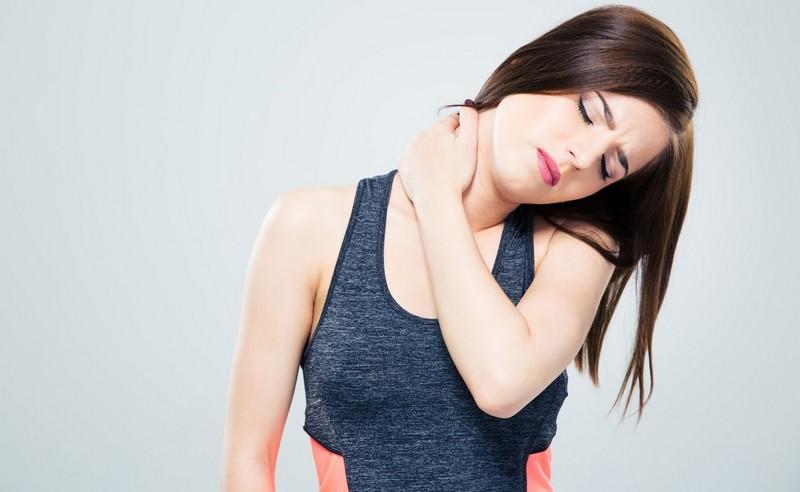 инфекции и боли в шее