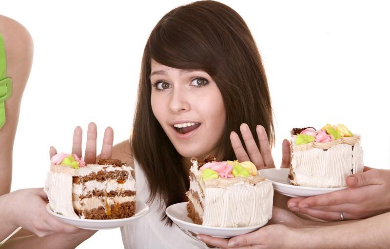 Ограничение при диете