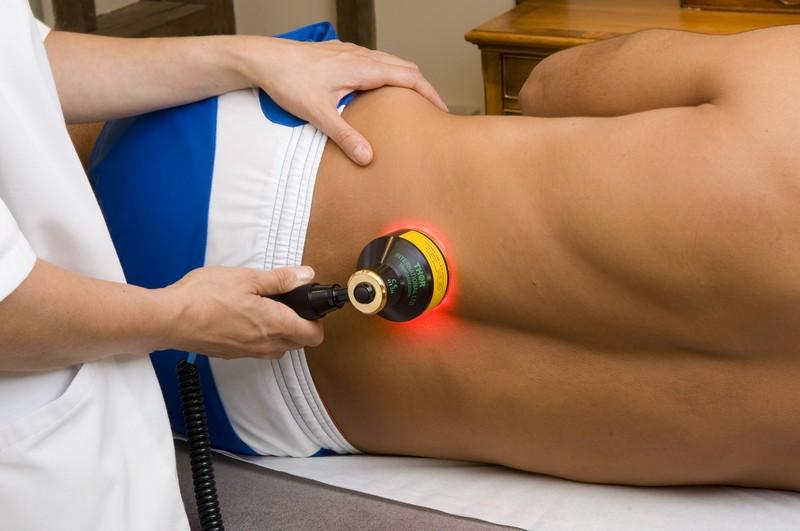 как проводится лазеротерапия