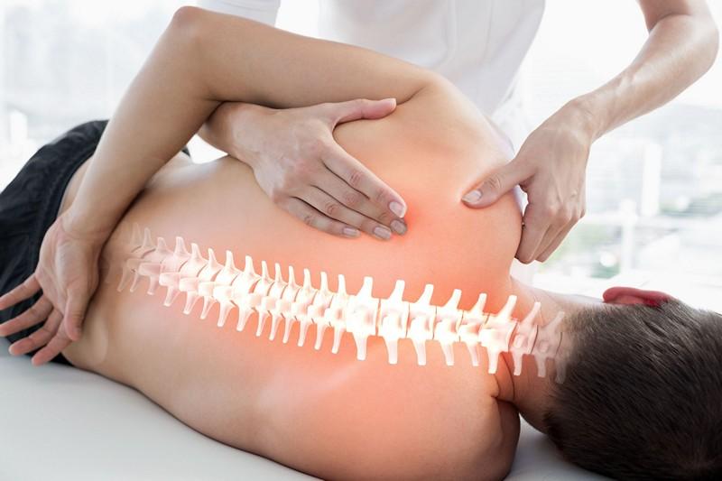 Лечение сколиоза массажем