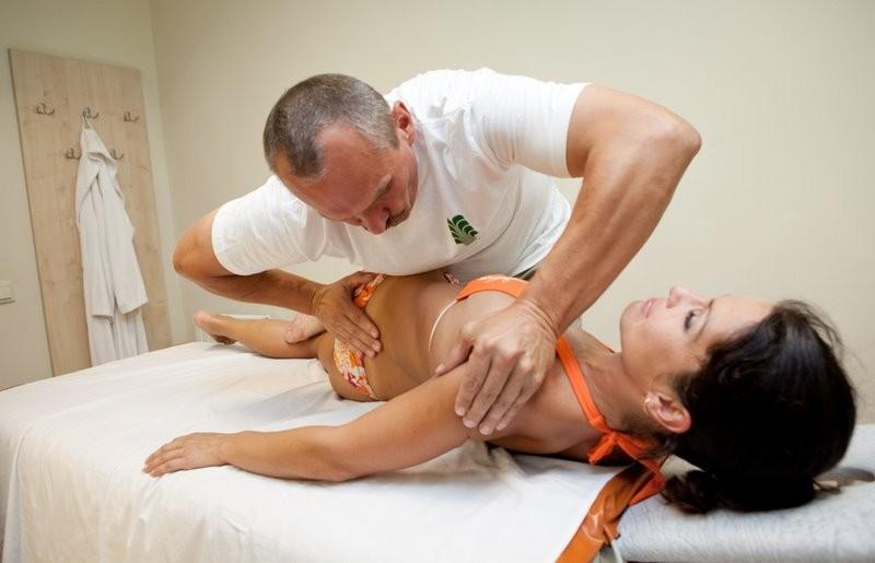 Техники мануальной терапии