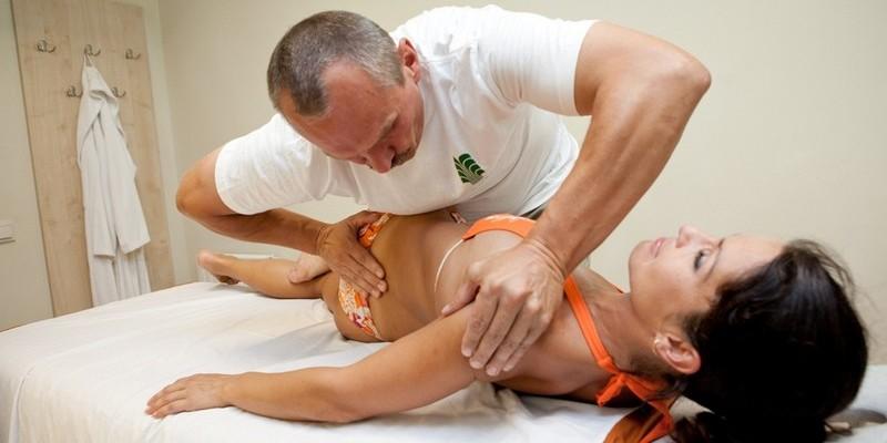 Мануальная терапия при грыже позвоночника шейного отдела позвоночника