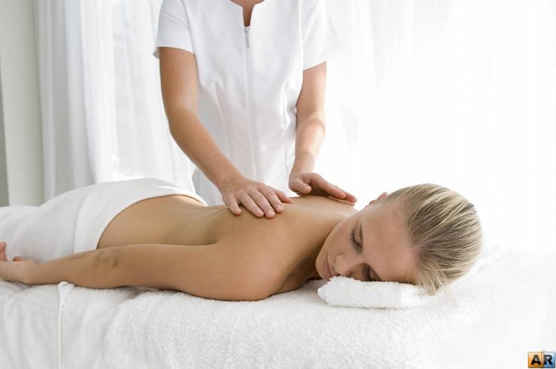 техника массажа при остеохондрозе грудного отдела