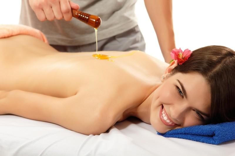 когда нужен медовый массаж спины