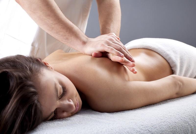 когда можно делать массаж спины