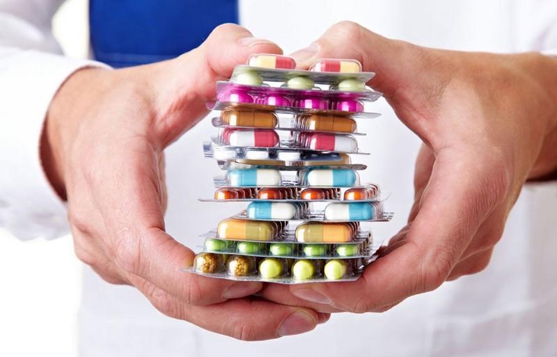 назначение препаратов по симптоматике патологии