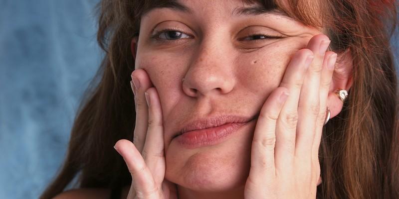 онемение лица при шейном остеохондрозе