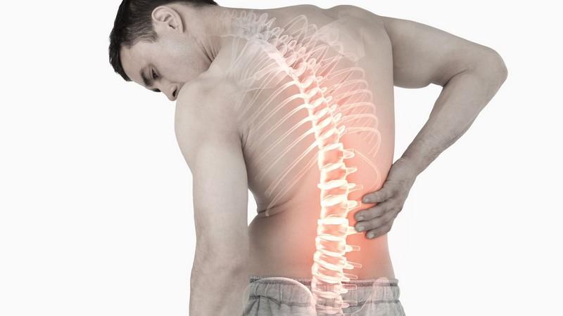 как устранить боль в спине дома