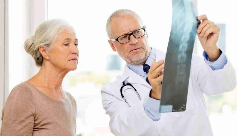 Симптомы воспаления позвоночника