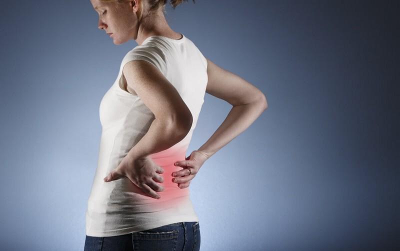 как устранить боль, если сорвал спину