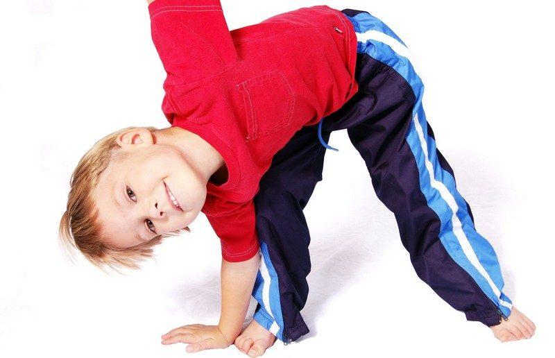 роль физических упражнений в жизни ребенка