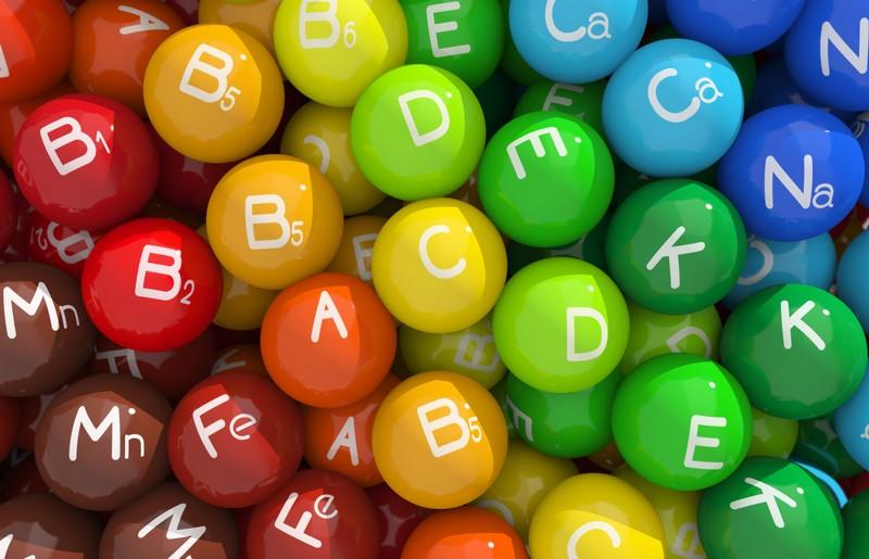 Витаминные комплексы для позвоночника