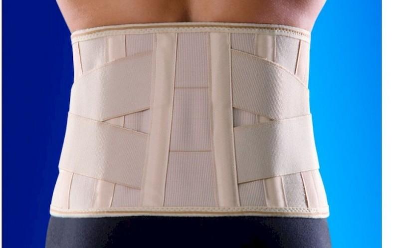 бандаж для грудного и поясничного отдела позвоночника