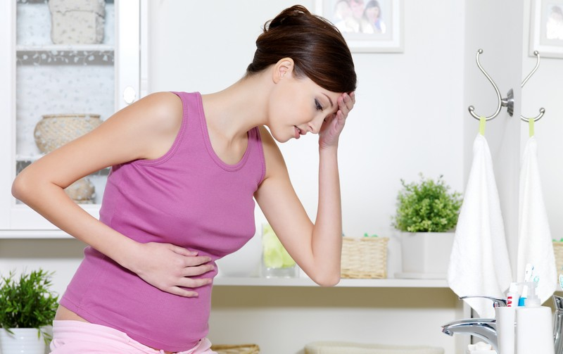 устранение боли в спине на 6 неделе беременности