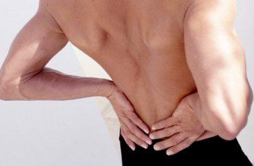 Болят бока с двух сторон спины лечение причины диагностика