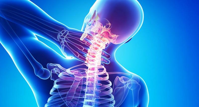 нарушение кровообращения при болях в шее