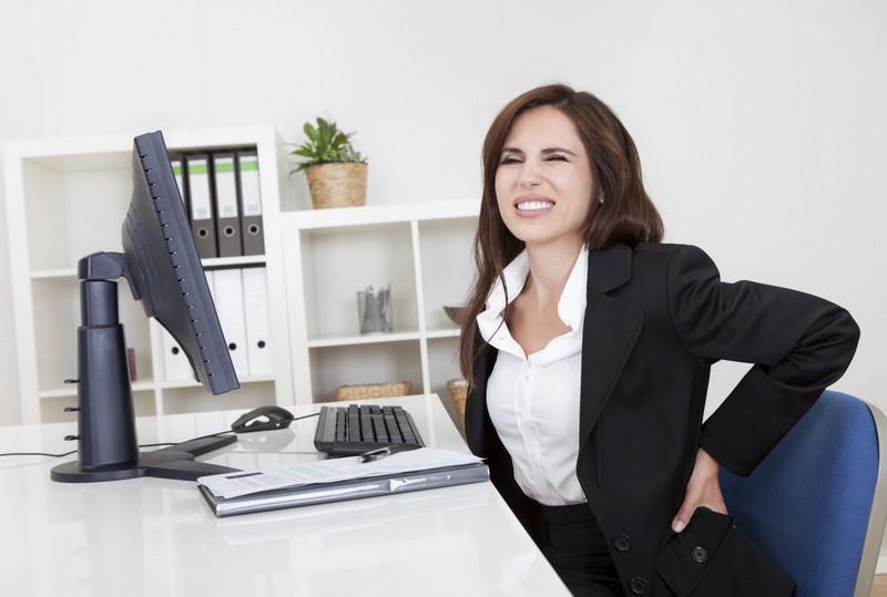 как сохранить здоровье позвоночника при сидячей работе