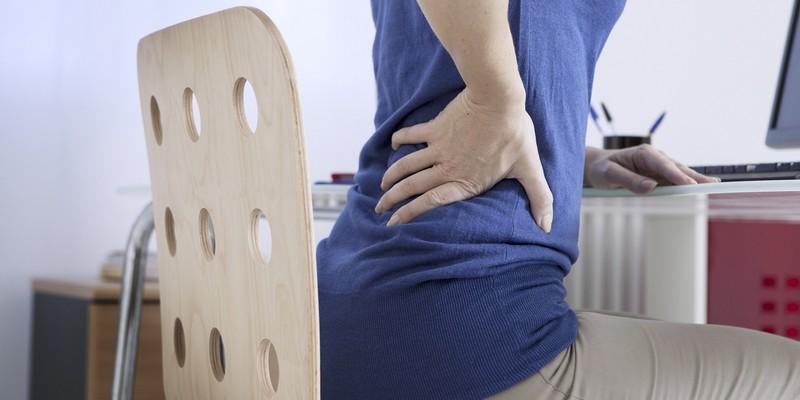 Болит спина когда сидишь