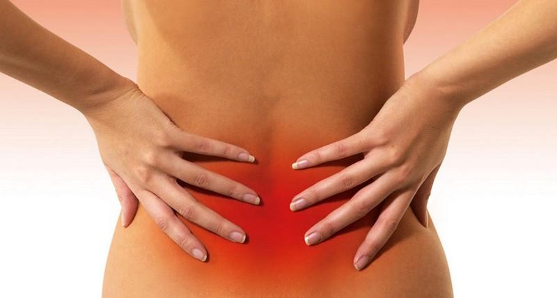 причины длительной боли в пояснице после овуляции