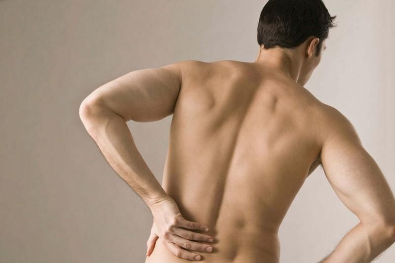 устранение боли в боках сзади со спины