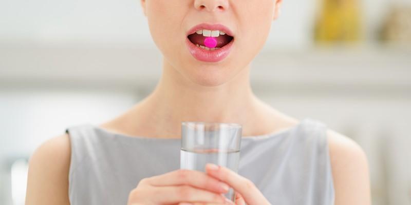 как пить витамины