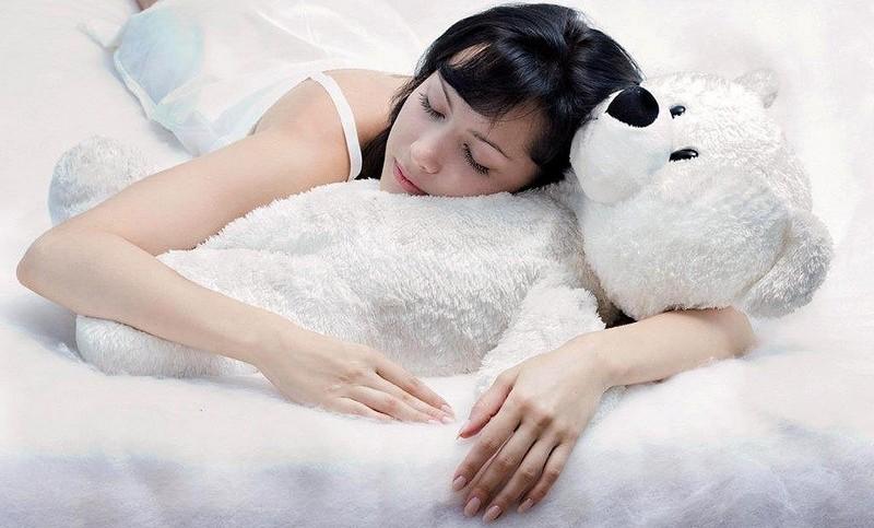 Спать на животе