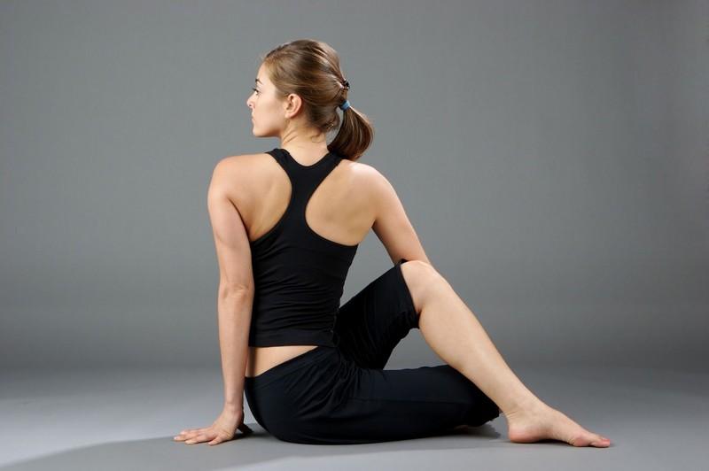 польза йоги для шеи