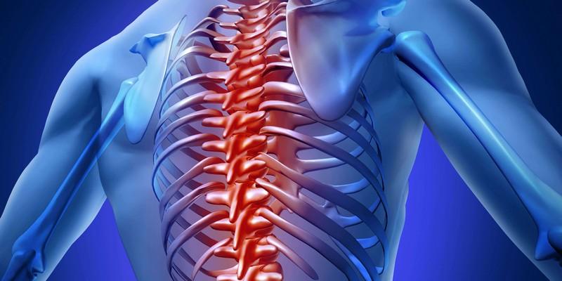 Как лечить остеохондроз грудного отдела?
