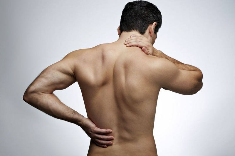 массаж при грудном остеохондрозе