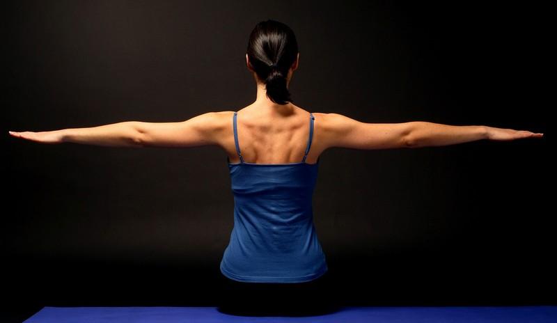 развитие мышц спины для правильной осанки