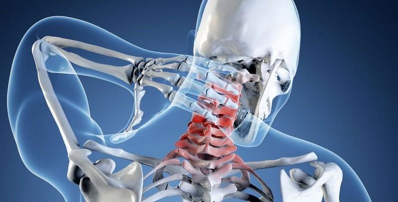травмирование шейного отдела позвоночника