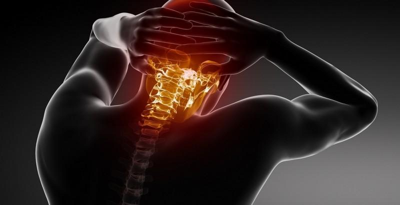 возможные исходы при травмах шейного отдела